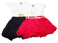 Платье нарядное  для девочек, размеры 4/5, лет, арт. 0112