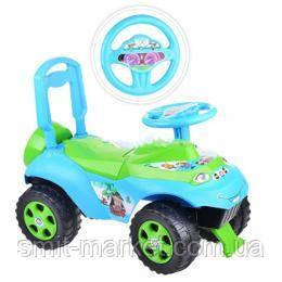 Машинка каталка Автошка Фламинго-Тойс