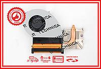 Вентилятор+радиатор TOSHIBA X500 X505 оригинал