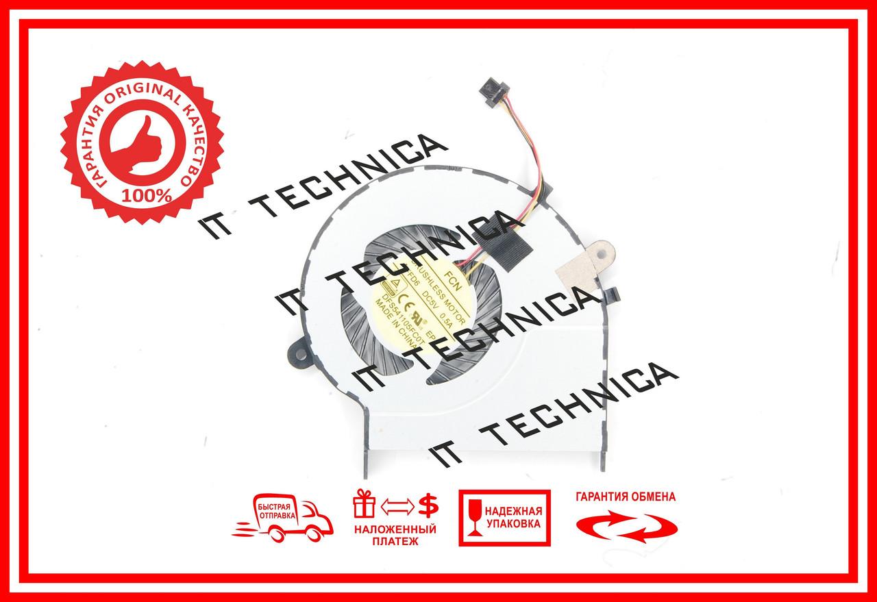 Вентилятор TOSHIBA L55-B5267 (FFD6) оригінал