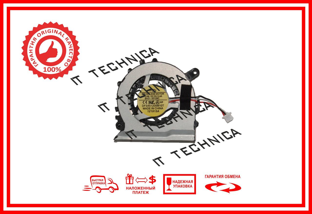 Вентилятор SAMSUNG NP530U3C 530U3B 535U3C 540U3C 532U3C 542U3X (BA31-00125A BA62-00673B) ОРИГІНАЛ