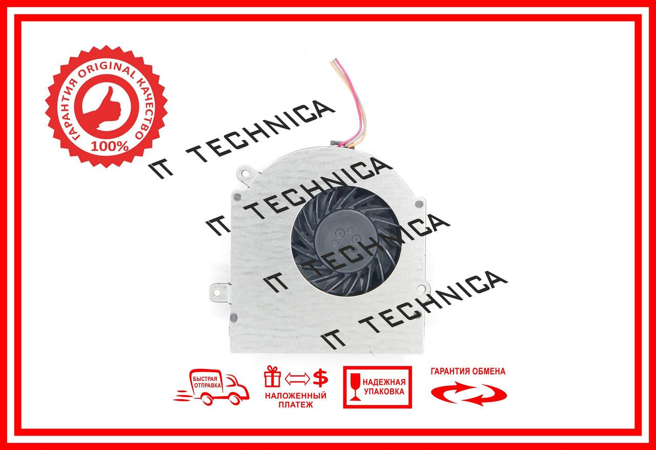 Вентилятор TOSHIBA Satellite L582 для INTEL оригин