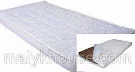 Матрас в детскую кроватку Комфорт (пятислойный кокос)