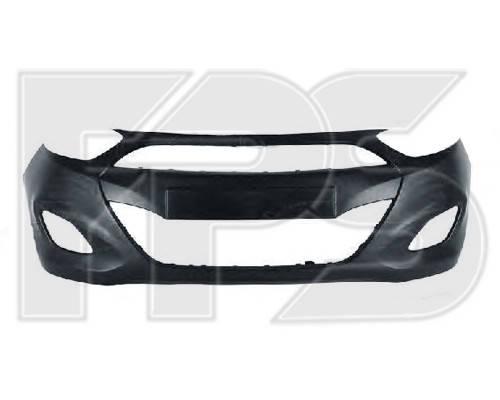 Бампер передний Hyundai i-10 (FPS), фото 2