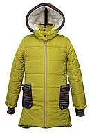 Зимняя куртка для девочки Рената Разные цвета