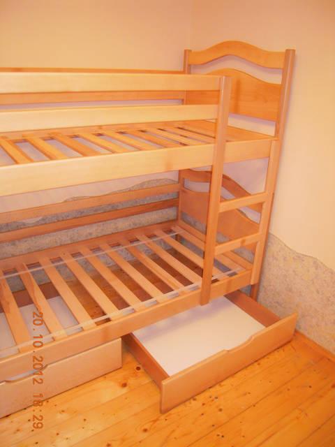 Ліжко двоярусне Вінні Пух 2