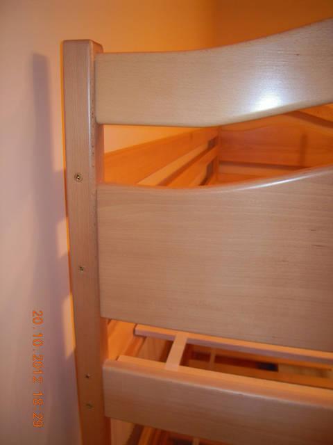 Ліжко двоярусне Вінні Пух 3