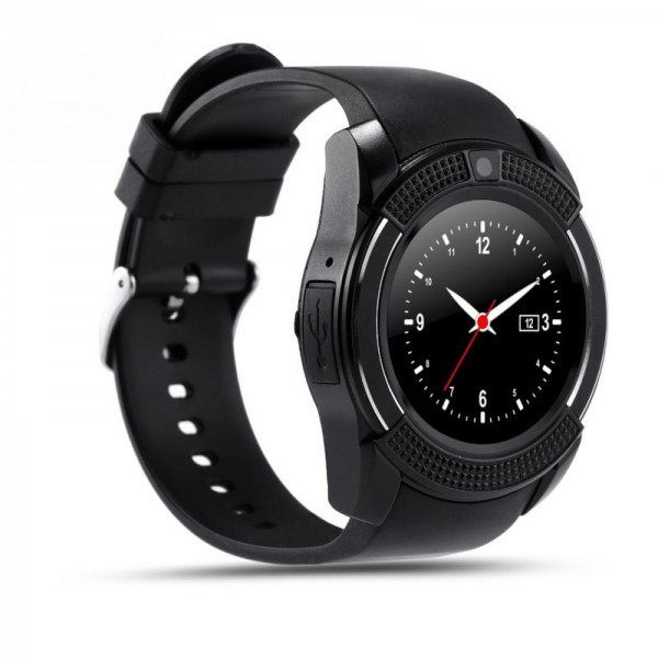 Смарт-часы Smart Watch UWatch V8 Black