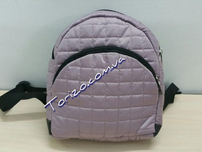 Рюкзак женский стеганный молодежный