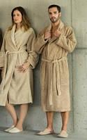 Махровые халаты из египетского хлопка