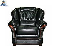 Химчистка кожаного кресла