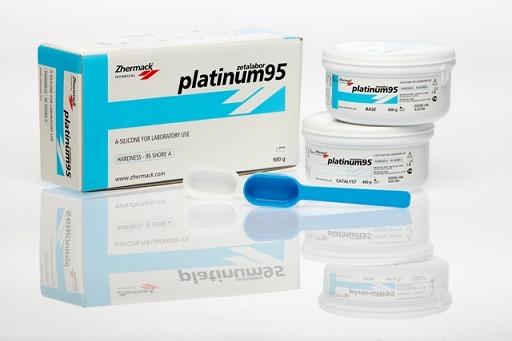 А-силикон Платинум 95, Platinum 95 1кг+1кг
