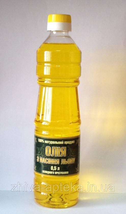 льняное масло от холестерина