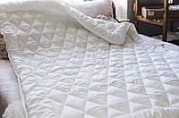 Одеяло овечья шерсть 170х210 Comfort Wool белый Lotus