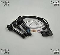 Провода высоковольтные, комплект (4G63, 4G64, силикон) Great Wall Hover [H2,2.4] SMW250506/7/8/9 Sentech