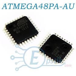 ATMEGA48PA-AU, Мікроконтролер TQFP32
