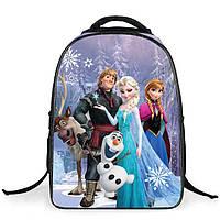 Школьные рюкзаки для девочки с принтом Рапунцель, фото 1