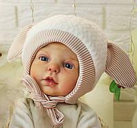 """Зимняя шапка """"Baby-sweet"""""""