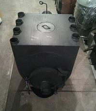 Печь для загородного дома Буллерьян с варочной поверхностью, тип 04, фото 3