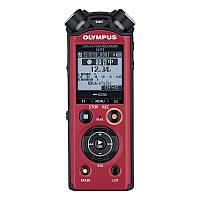 Диктофон OLYMPUS LS-P2 (красный)