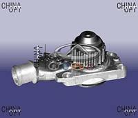 Помпа, насос водяной (480EF, 477F) Chery Elara [1.5, -2011г.] 480-1307010BA Китай [аftermarket]
