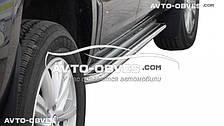 Подножки боковые площадки VW Amarok, Ø 42 \ 51  \ 60 мм
