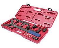 Набор инструментов для синхронизации распредвала 3.2 FSI 10 предметов (VW, AUDI 3,2FSI) JTC 4928