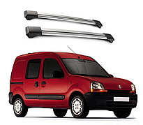 Поперечные рейлинги Renault Kangoo 1998-2008