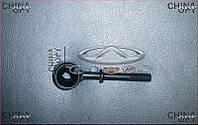Стойка стабилизатора задняя, левая / правая, стойка без втулок, Geely CK2, Аftermarket