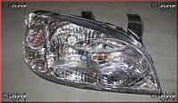 Фара передняя правая Chery Amulet [-2012г.,1.5] A15-3772020BA Китай [аftermarket]