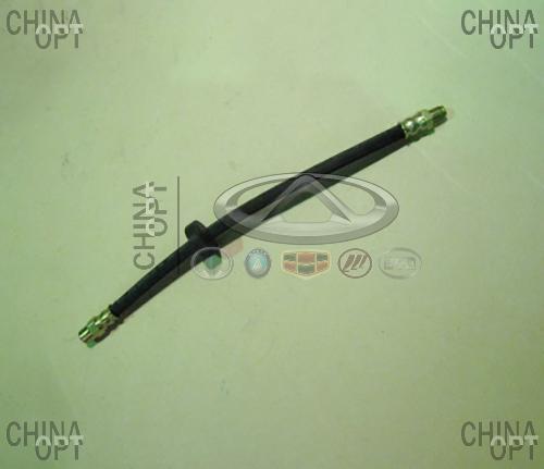 Шланг тормозной передний, левый / правый, Chery Amulet [1.6,до 2010г.], A11-3506010, Aftermarket