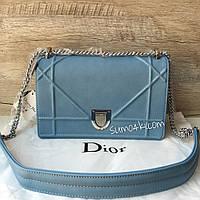 Женская модная сумка Dior Diorama Диор Диорама