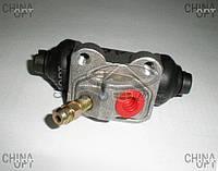 Цилиндр тормозной рабочий, задний левый (c ABS) Geely CK2 3502135005 Китай [аftermarket]