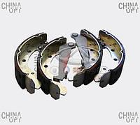 Колодки тормозные задние, барабанные Chana Benni CV6061-0200 Китай [аftermarket]