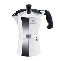 Кофеварка гейзерная Vinzer 6 чашек по 55 мл 89386