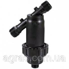 """Фільтр для поливу сітка 1"""" (тип D) 5m3/h Irritec (Італія)"""