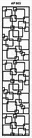 Ажурная Панель AP 003