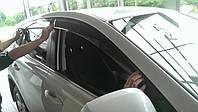 Ветровики Mitsubishi Outlander XL 2012