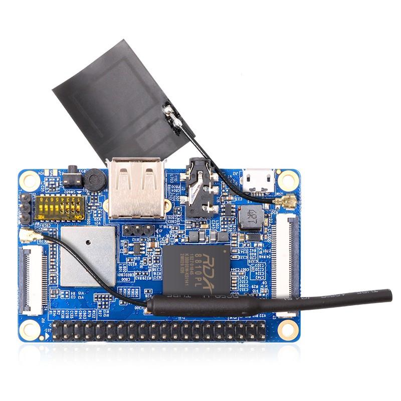 Orange Pi 2G-IOT ARM Cortex-A5 32bit Bluetooth