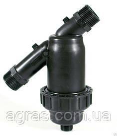 """Фільтр для поливу сітка 11/2"""" (тип E) 10m3/h Irritec (Італія)"""
