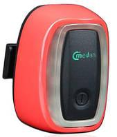 Велосипедний ліхтар Meilan X6 Smart задня фара габарит червоний