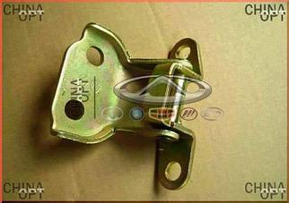 Петля двери, верхняя передняя правая, Great Wall Deer [4X4, 2.2], 6106200-D01, Original parts