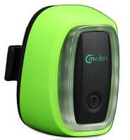 Велосипедний ліхтар Meilan X6 Smart задня фара габарит зелений