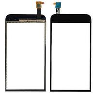 Сенсор (тачскрин) для HTC 616 Desire Dual Sim черный