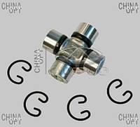 Крестовина карданного вала (25mm X 63.8mm) Great Wall Haval [H3,2.0] 2203200-K01 BTA [Польша]