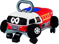 Каталка-подушка Пожарная машинка Little Tikes - США - мягкий верх, с легкостью можно снять с основы