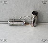 Втулка металлическая заднего сайлентблока переднего рычага, Chery Karry [A18,1.6], Febi