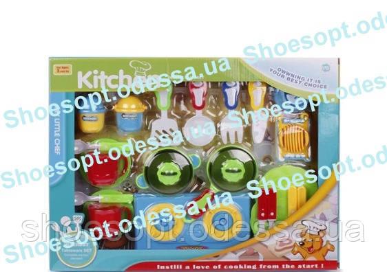 Набор детской посуды, игровой набор повара