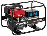 Генератор бензиновый Honda EC 5000 K1