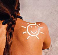 Защитим кожу от активного солнца